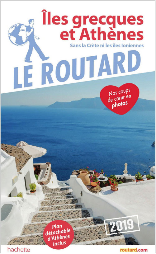 Guide du routard Paros
